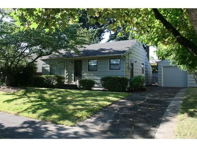 2020 SE Miller St, Portland, OR 97202 (MLS #20419266) :: Fox Real Estate Group