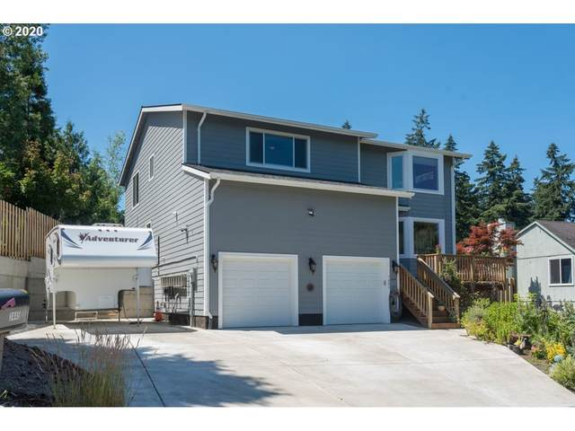 7445 SW 184TH Pl, Beaverton, OR 97007 (MLS #20420445) :: Next Home Realty Connection