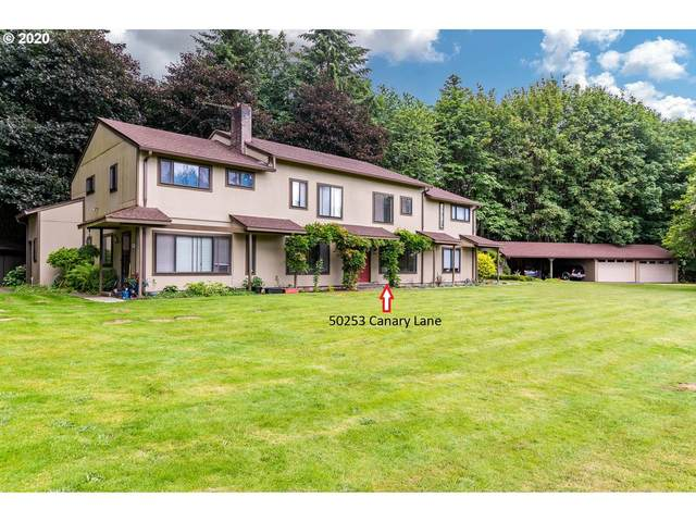 50253 Canary Ln, Scappoose, OR 97056 (MLS #20421148) :: Next Home Realty Connection