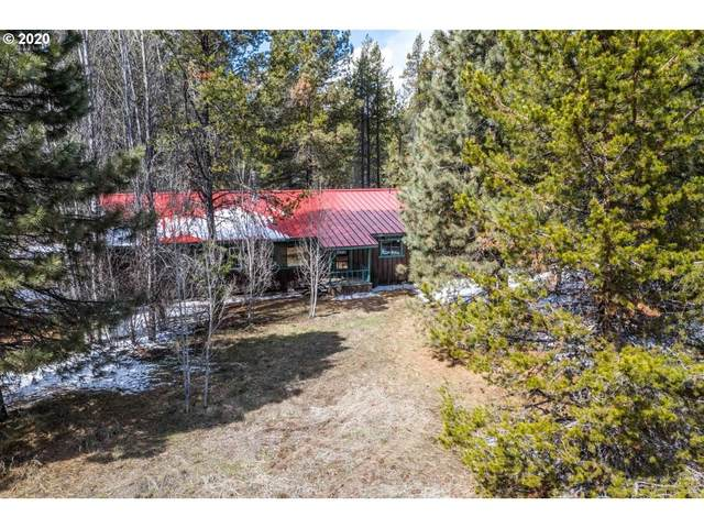 51857 Pine Loop Dr, La Pine, OR 97739 (MLS #20422058) :: McKillion Real Estate Group