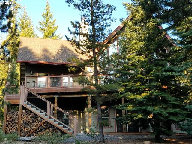 140908 Elk Haven Way, Crescent Lake, OR 97733 (MLS #20422801) :: Lux Properties