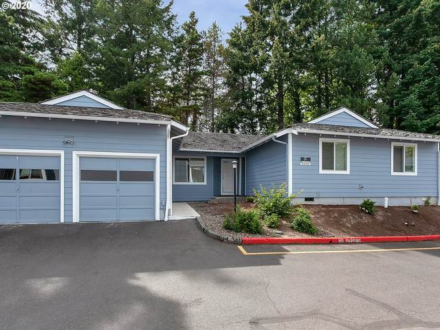 47 Eagle Crest Dr #62, Lake Oswego, OR 97035 (MLS #20423450) :: The Liu Group