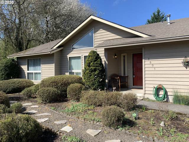 3605 SE Brendon Ct, Milwaukie, OR 97267 (MLS #20428633) :: Matin Real Estate Group