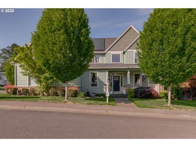 17700 NW Pioneer Rd, Beaverton, OR 97006 (MLS #20430395) :: Fox Real Estate Group
