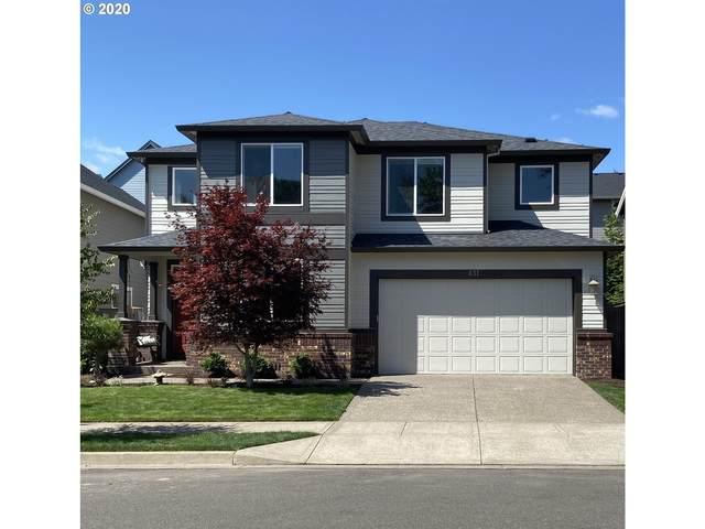 631 N Ironwood Dr, Newberg, OR 97132 (MLS #20433728) :: Townsend Jarvis Group Real Estate