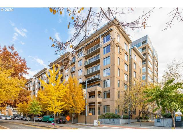 701 Columbia St #105, Vancouver, WA 98660 (MLS #20437043) :: Premiere Property Group LLC