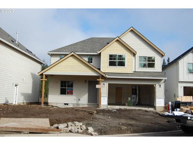 1524 NE 17th Ave Lot 2, Canby, OR 97013 (MLS #20437793) :: McKillion Real Estate Group