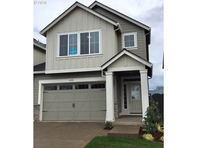6498 SE Genrosa St, Hillsboro, OR 97123 (MLS #20439573) :: Homehelper Consultants