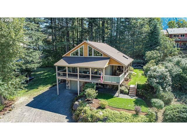 142 Lake Shore Dr, Skamania, WA 98648 (MLS #20440291) :: Premiere Property Group LLC