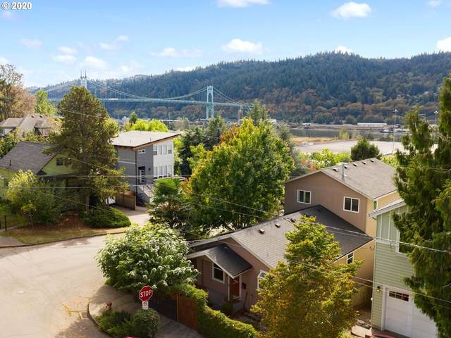 9504 N Edison St, Portland, OR 97203 (MLS #20441666) :: Real Tour Property Group