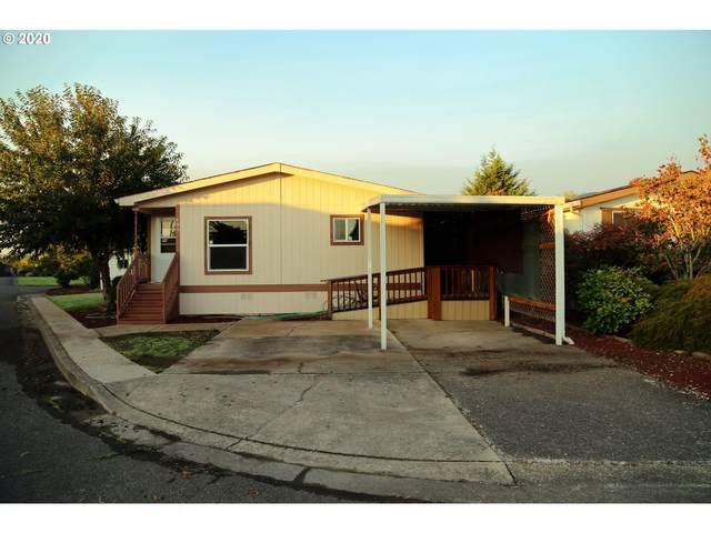 1199 N Terry St Sp405, Eugene, OR 97402 (MLS #20446202) :: Change Realty