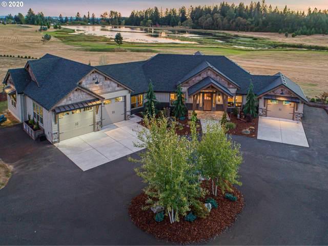 35702 NE 92ND Ct, La Center, WA 98629 (MLS #20453023) :: McKillion Real Estate Group