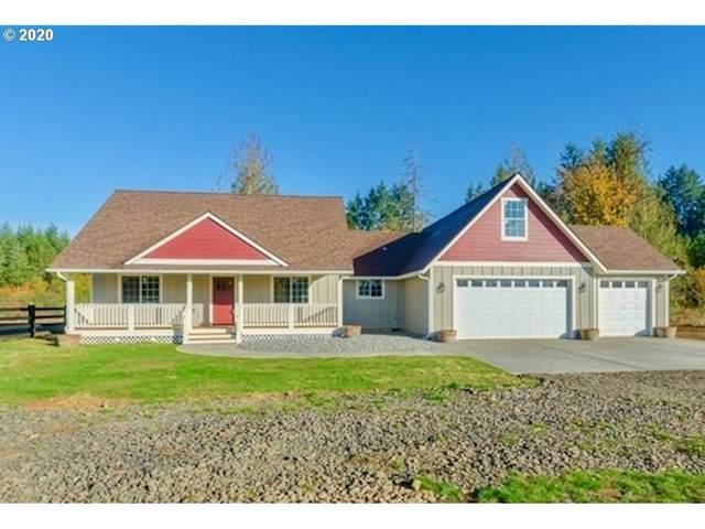 606 NW Gertrude St, Winlock, WA 98596 (MLS #20459089) :: Holdhusen Real Estate Group