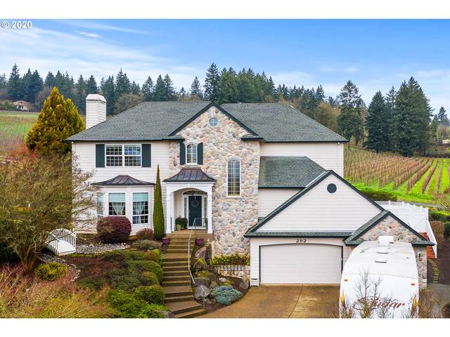 292 NW Carmel, Dundee, OR 97115 (MLS #20464403) :: Brantley Christianson Real Estate