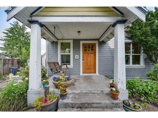6113 SE Rhone St, Portland, OR 97206 (MLS #20471037) :: Holdhusen Real Estate Group
