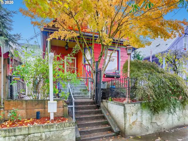 4225 N Albina Ave, Portland, OR 97217 (MLS #20471427) :: The Galand Haas Real Estate Team