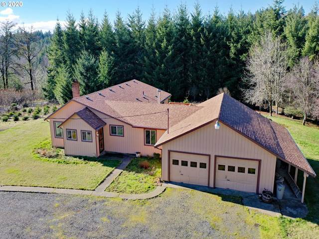 23349 Rocky Point Rd, Scappoose, OR 97056 (MLS #20472189) :: Next Home Realty Connection