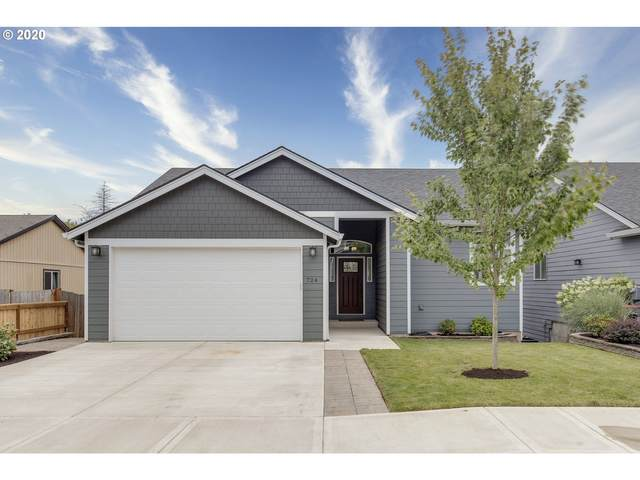 724 Joel Palmer Way, Dayton, OR 97114 (MLS #20473057) :: Townsend Jarvis Group Real Estate