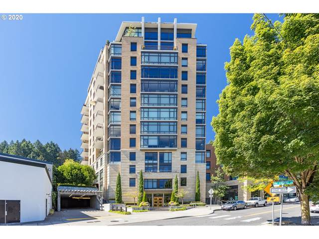 2351 NW Westover Rd #707, Portland, OR 97210 (MLS #20473869) :: Cano Real Estate