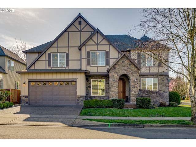 7182 SW Bouchaine St, Wilsonville, OR 97070 (MLS #20476456) :: Matin Real Estate Group