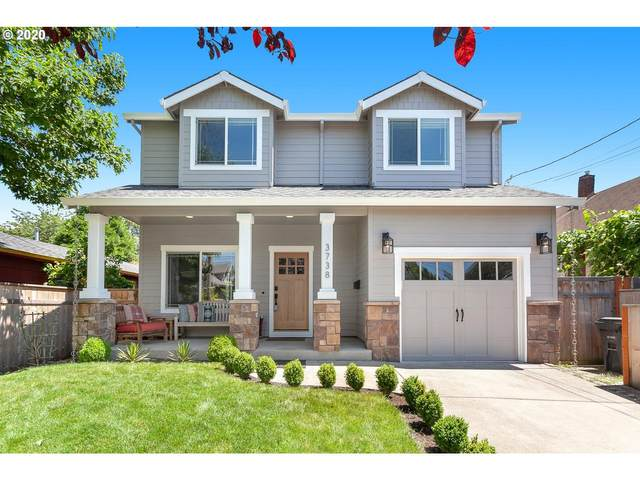 3738 SE 62ND Ave, Portland, OR 97206 (MLS #20477326) :: Holdhusen Real Estate Group