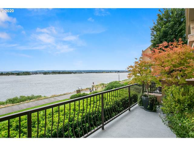 2015 SE Columbia River Dr #120, Vancouver, WA 98661 (MLS #20477420) :: Beach Loop Realty