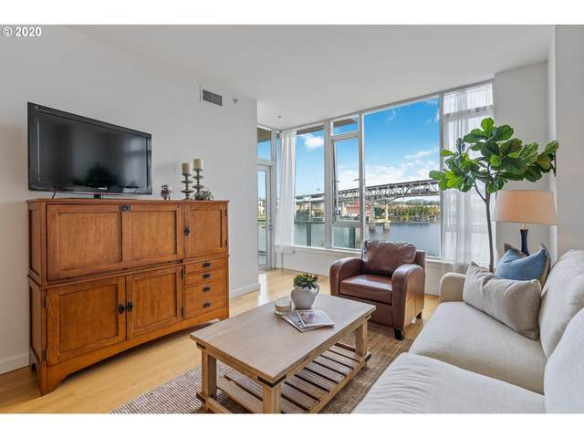 1900 S River Dr #603, Portland, OR 97201 (MLS #20479671) :: Change Realty