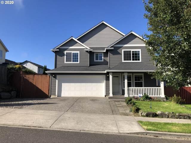 615 N Lark Dr, Ridgefield, WA 98642 (MLS #20480289) :: Song Real Estate