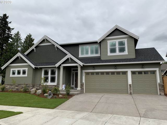 4839 SE Pollard Pl, Milwaukie, OR 97222 (MLS #20480612) :: Next Home Realty Connection