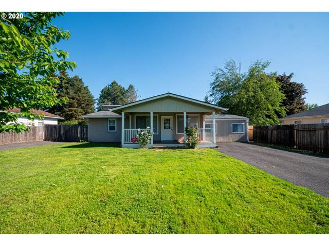 4316 NE 41ST St, Vancouver, WA 98661 (MLS #20483107) :: Song Real Estate