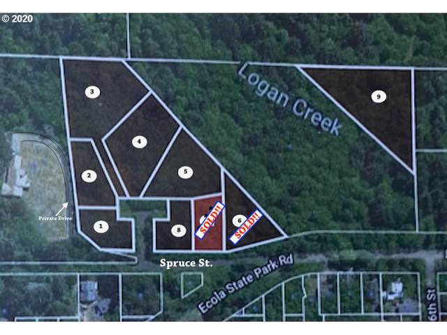 Monica Ct Lot 5, Cannon Beach, OR 97110 (MLS #20490955) :: Lux Properties
