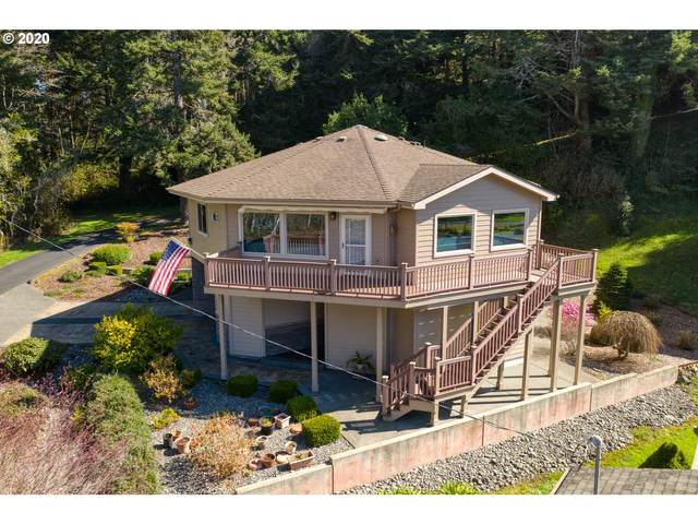 17400 E Ocean Dr, Brookings, OR 97415 (MLS #20495520) :: Beach Loop Realty
