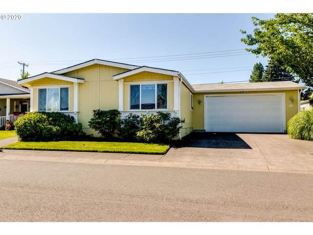 4055 Royal Ave #22, Eugene, OR 97402 (MLS #20496400) :: Change Realty