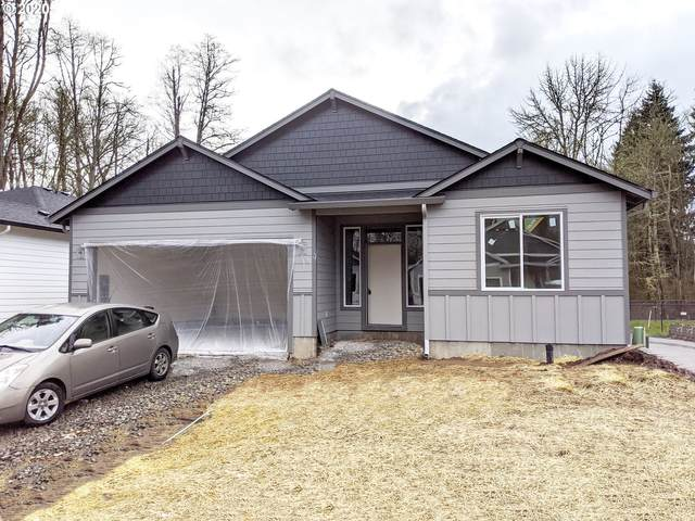 1302 SW 25TH Way, Battle Ground, WA 98604 (MLS #20498923) :: Next Home Realty Connection