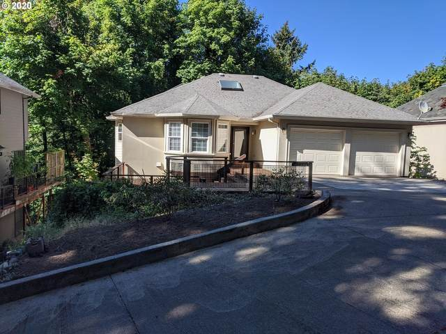 6254 SW Burlingame Ave A, Portland, OR 97239 (MLS #20499421) :: Song Real Estate