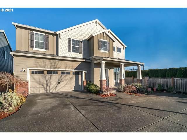5200 NW Shoreline Way, Portland, OR 97229 (MLS #20499708) :: Premiere Property Group LLC