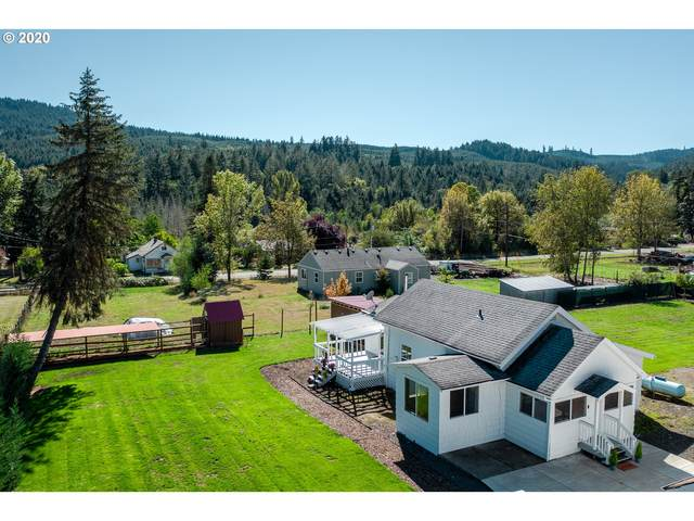 55101 SW Cherry Grove Dr, Gaston, OR 97119 (MLS #20505720) :: Fox Real Estate Group