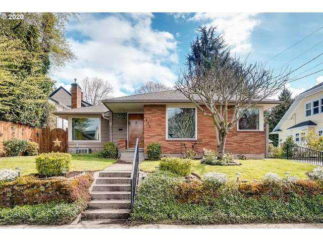430 SE 33RD Ave, Portland, OR 97214 (MLS #20511253) :: McKillion Real Estate Group