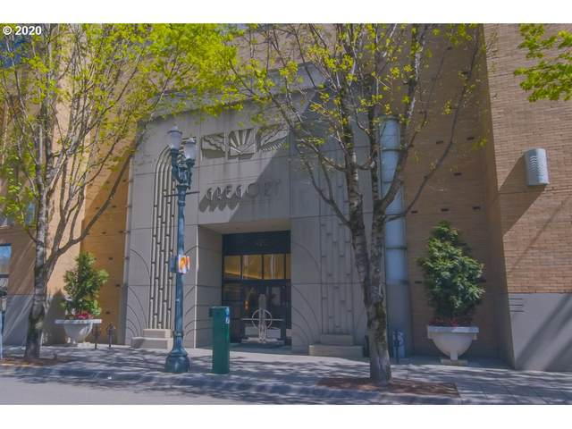 420 NW 11TH Ave #1105, Portland, OR 97209 (MLS #20515376) :: Holdhusen Real Estate Group