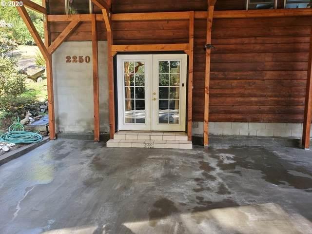 2250 NW Alder St, Coquille, OR 97423 (MLS #20520162) :: Beach Loop Realty