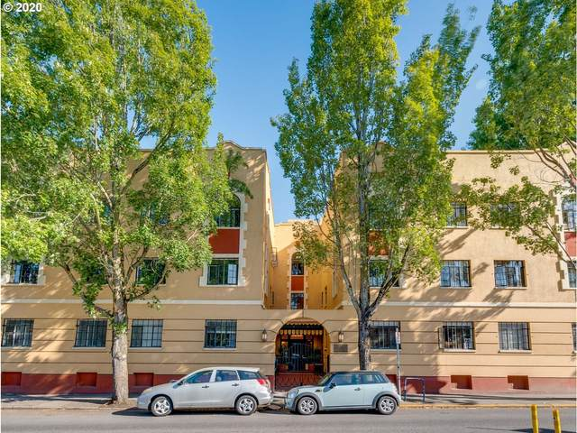 2829 SE Belmont St #101, Portland, OR 97214 (MLS #20530055) :: Song Real Estate
