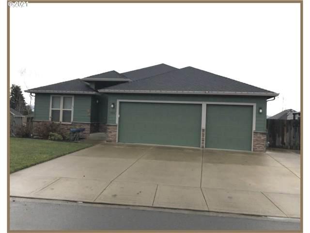 3550 Q St, Washougal, WA 98671 (MLS #20533103) :: The Haas Real Estate Team