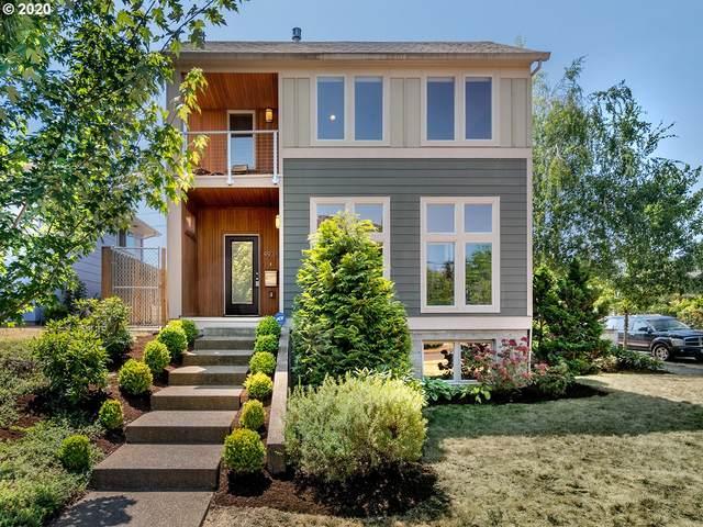 4938 N Princeton St, Portland, OR 97203 (MLS #20538781) :: Premiere Property Group LLC