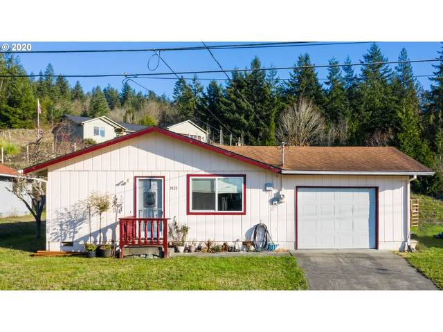 1823 22nd St, Myrtle Point, OR 97458 (MLS #20539235) :: Premiere Property Group LLC