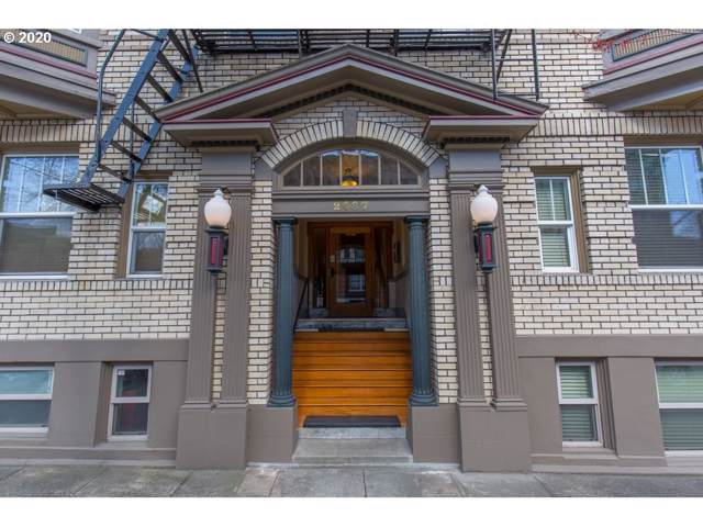 2087 NW Overton St #202, Portland, OR 97209 (MLS #20539919) :: Holdhusen Real Estate Group