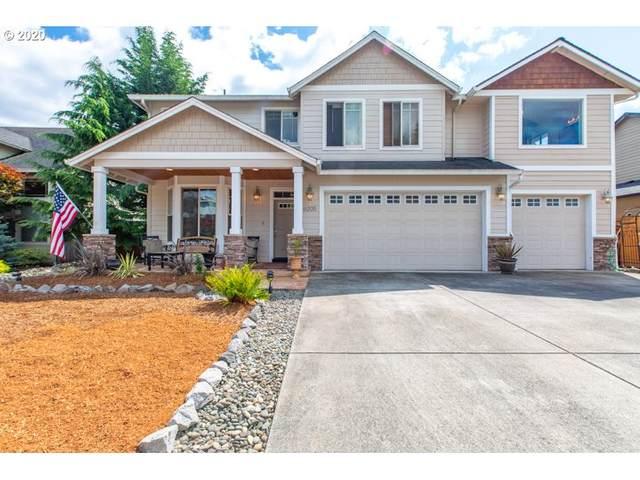 6205 NE 107TH St, Vancouver, WA 98686 (MLS #20544134) :: Coho Realty