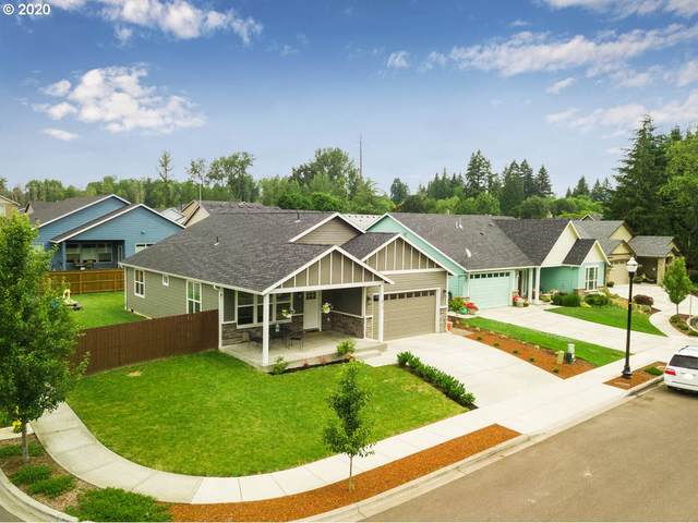 813 NE 11TH Ct, Battle Ground, WA 98604 (MLS #20546414) :: The Liu Group