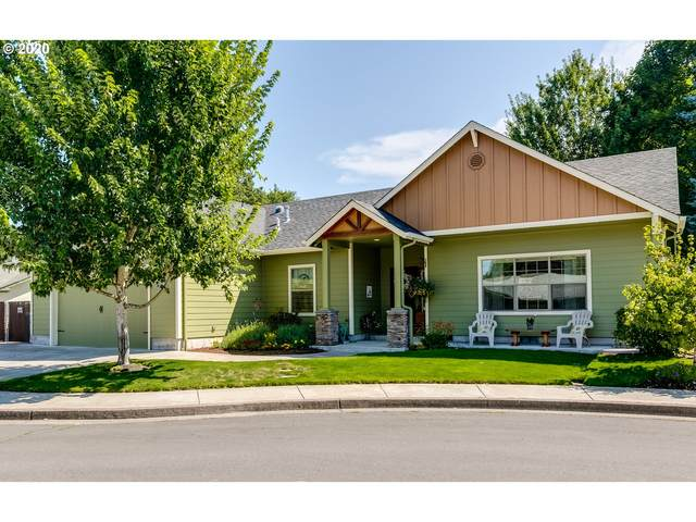 853 67TH Pl, Springfield, OR 97478 (MLS #20546702) :: Song Real Estate