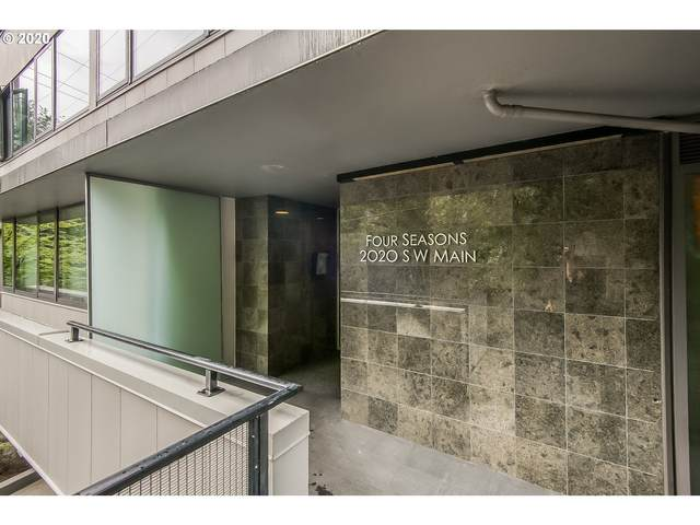 2020 SW Main St #807, Portland, OR 97205 (MLS #20547029) :: The Galand Haas Real Estate Team