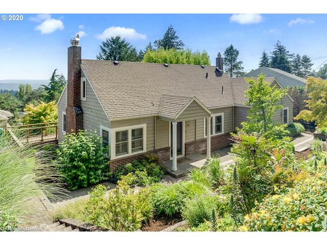 5758 SW Main St, Portland, OR 97221 (MLS #20548386) :: Holdhusen Real Estate Group